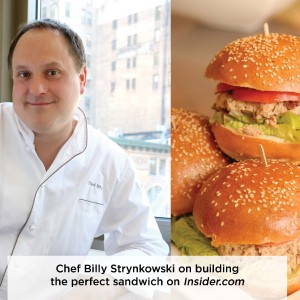 Make the Perfect Sandwich with Tips from Billy Strynkowski