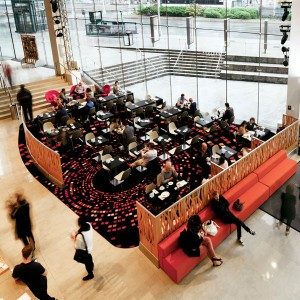 Prelude Café & Bar at David Geffen Hall