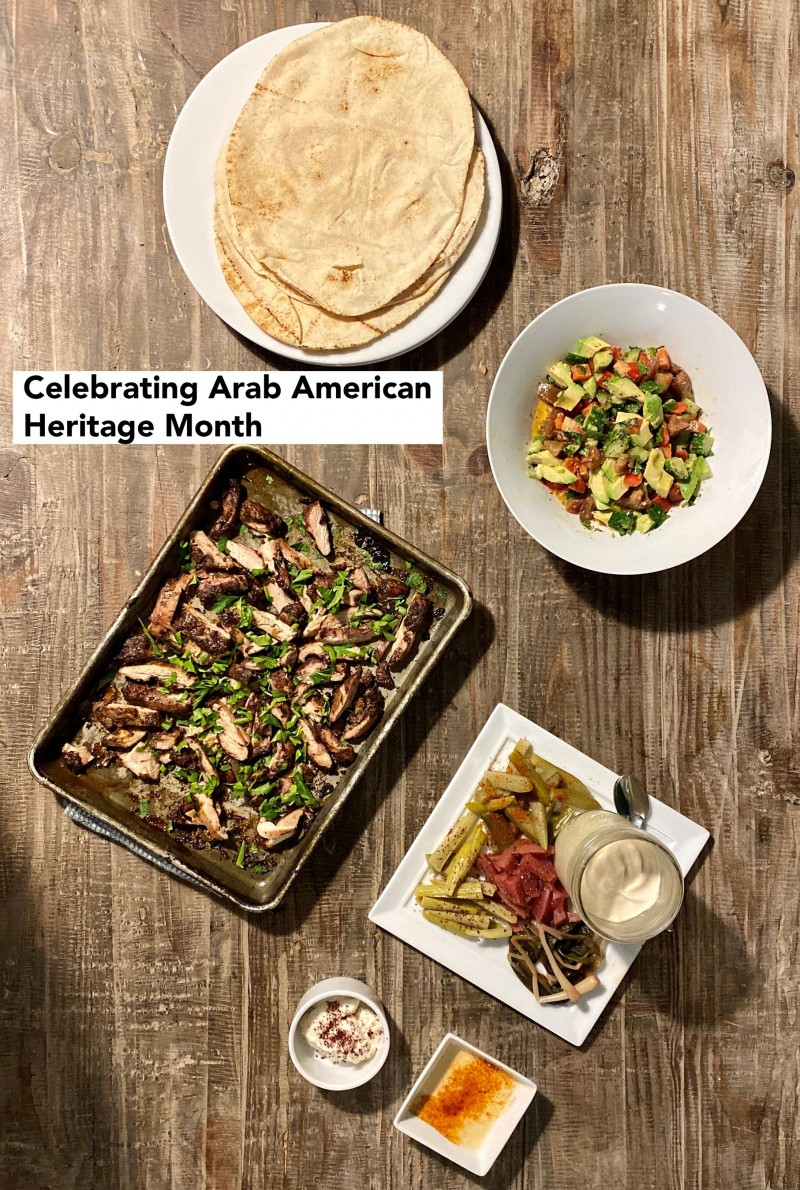 Celebrating Arab American Heritage Month
